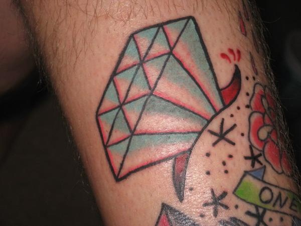 Best Diamond Tattoo Designs6