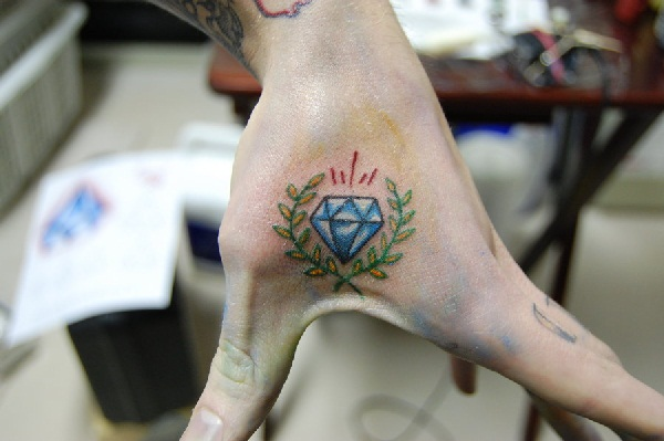 Best Diamond Tattoo Designs8