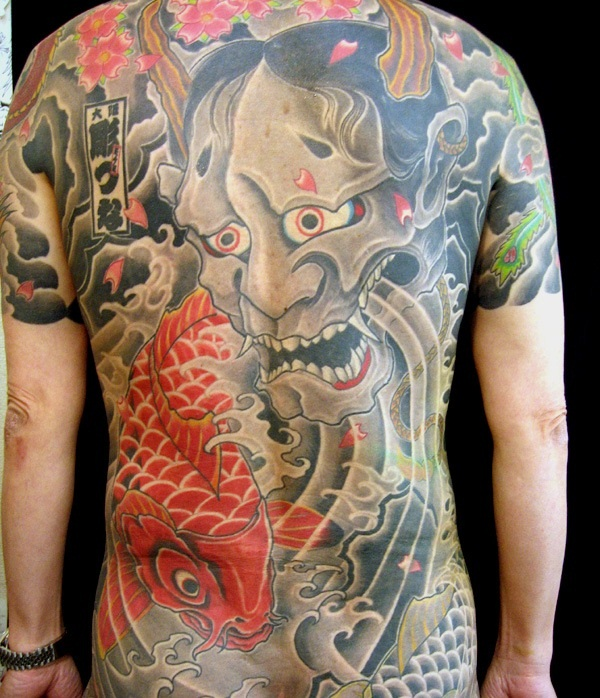 full body tattoo14