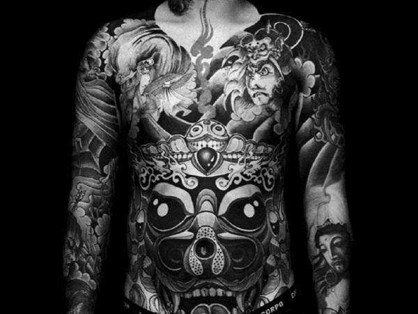 full body tattoo2