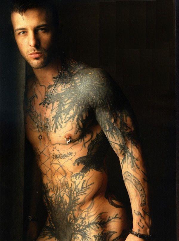 full body tattoo9