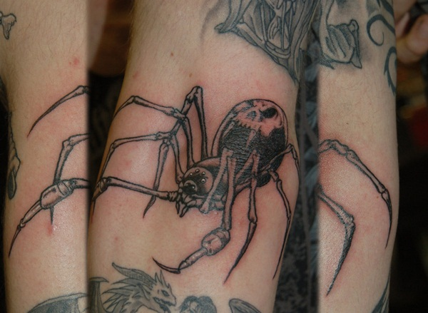 spider tattoo19
