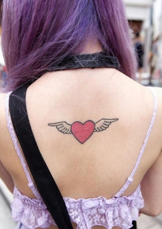 Beautiful Heart Tattoos for Women