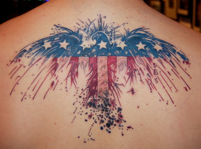 Best American tattoo for men in 2015