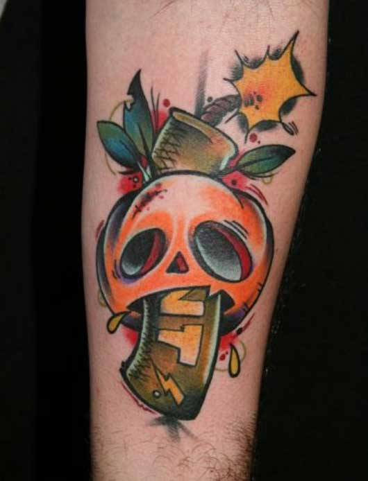 Halloween Tattoo Designs 10