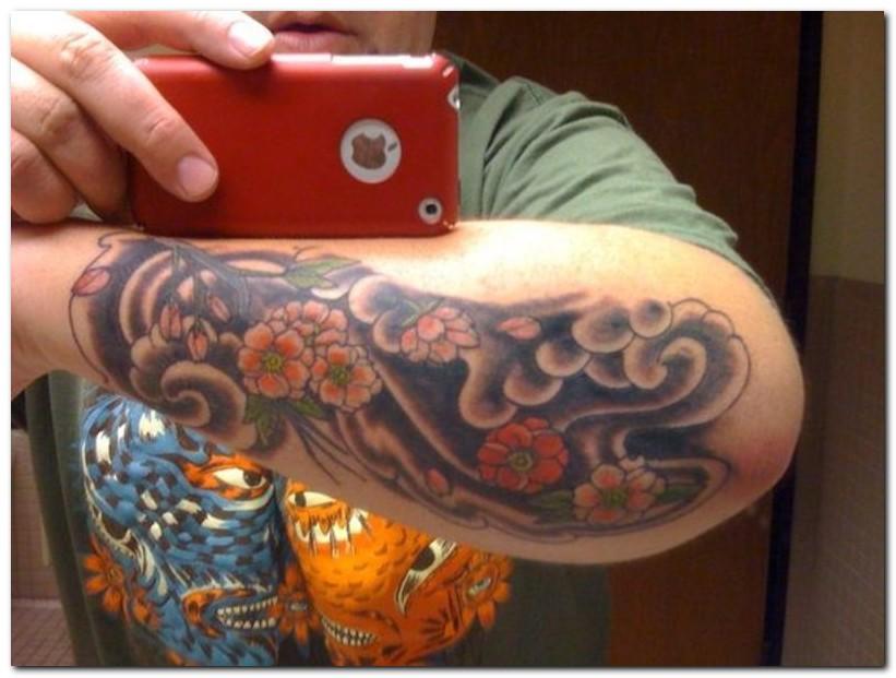 Japanese Tattoo for men in 2015