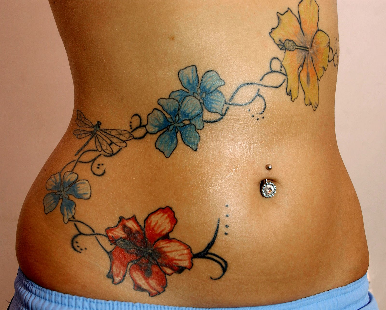 2017 01 small tattoo designs for women on foot - Tattoo Designs For Women In 2015