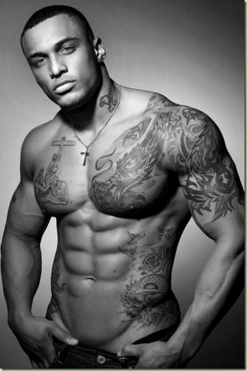Tattoo designs for men in 2015.34
