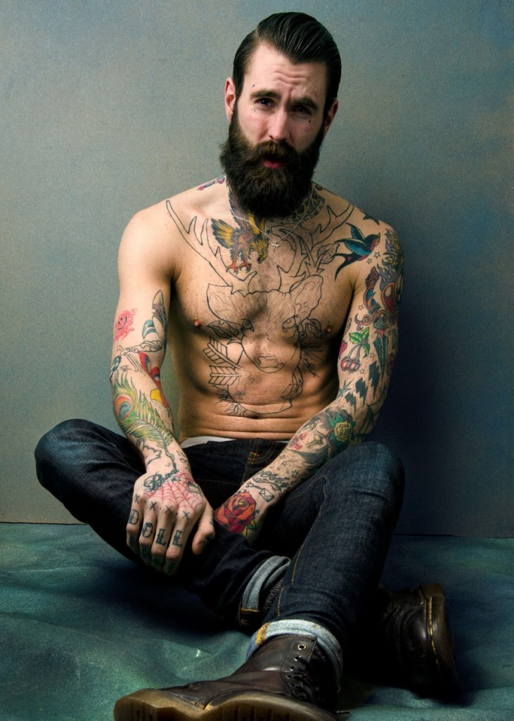 3. Side Tattoos - 7 Hottest Places for Male Tattoos That We Love ...…