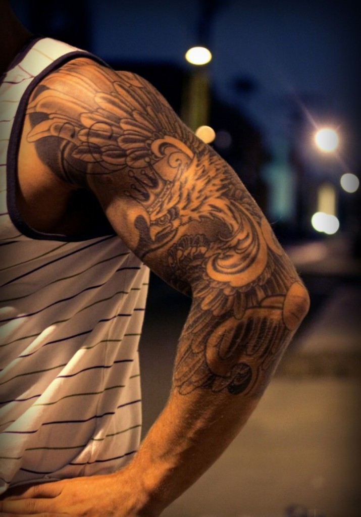 Tattoo designs for men in 2015.47