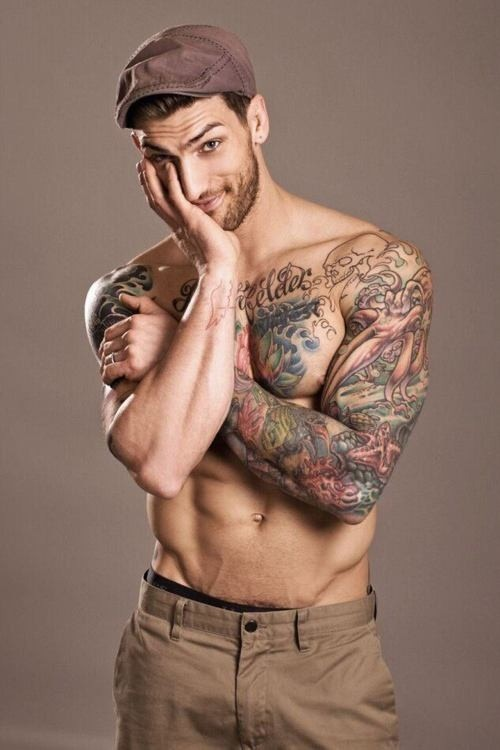 Tattoo designs for men in 2015.61