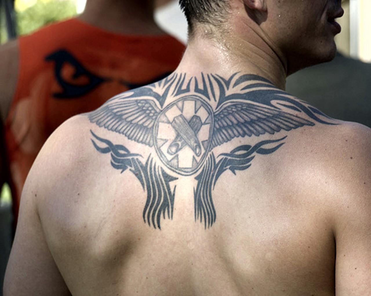 100 best tattoo designs for men in 2015 - 100 Best Tattoo Designs For Men In 2015 619x702 100