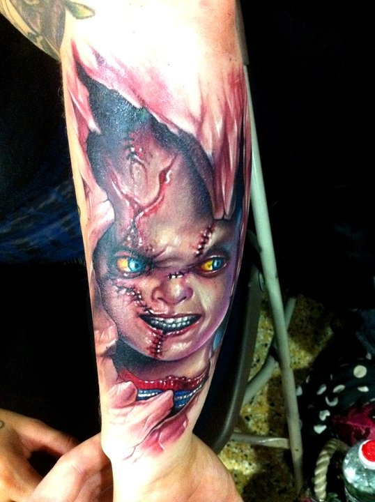 Zombie Tattoo Designs