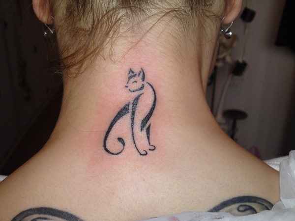 30 best and cute cat tattoo designs