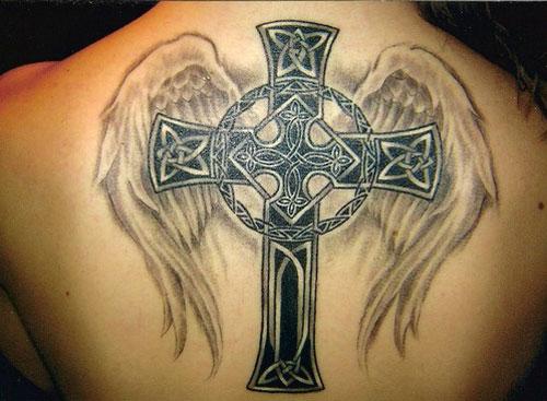 Cross Tattoos for Men.114