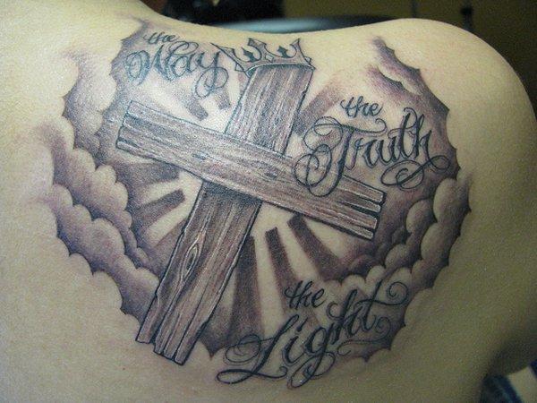 Cross Tattoos for Men.130