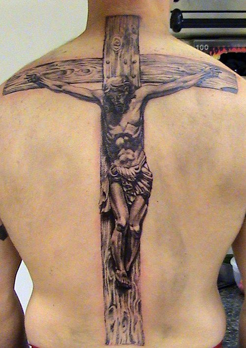 Cross Tattoos for Men.131