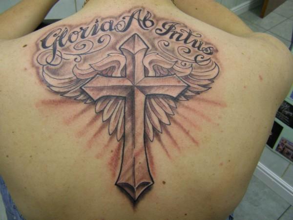 Cross Tattoos for Men.145