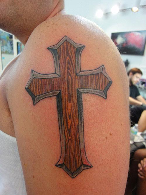 Cross Tattoos for Men.146