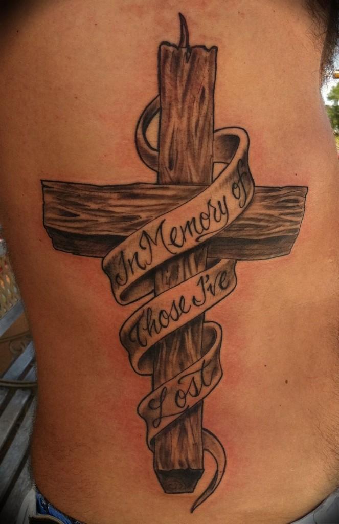 Cross Tattoos for Men.155