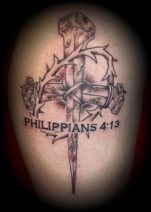 Cross Tattoos for Men.156
