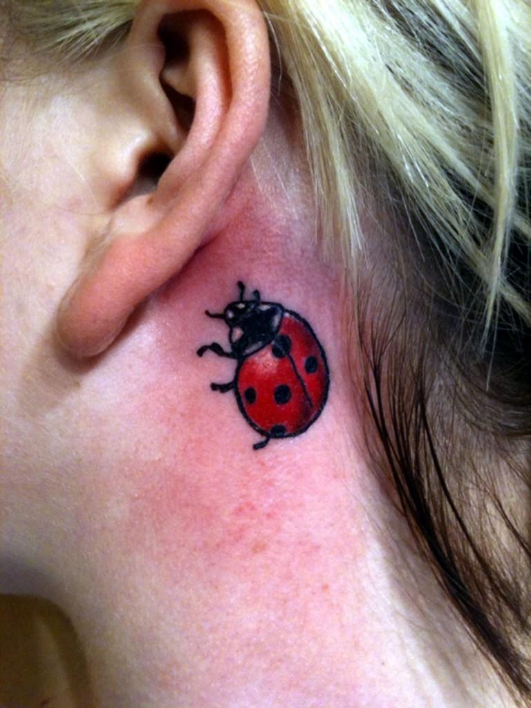 Ladybug Tattoo Designs-1