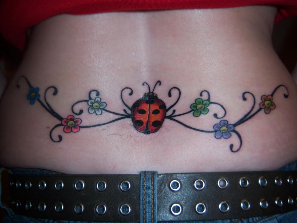 Ladybug Tattoo Designs-2