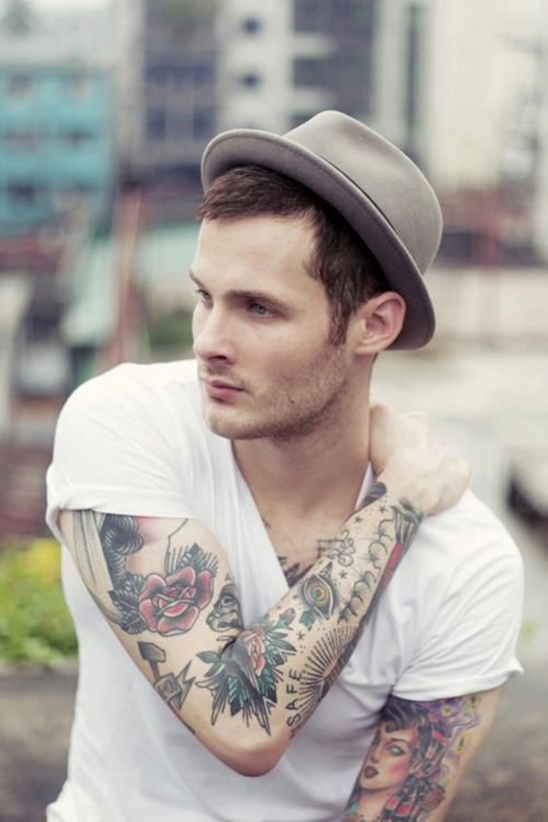 arm tattoos for men (4)