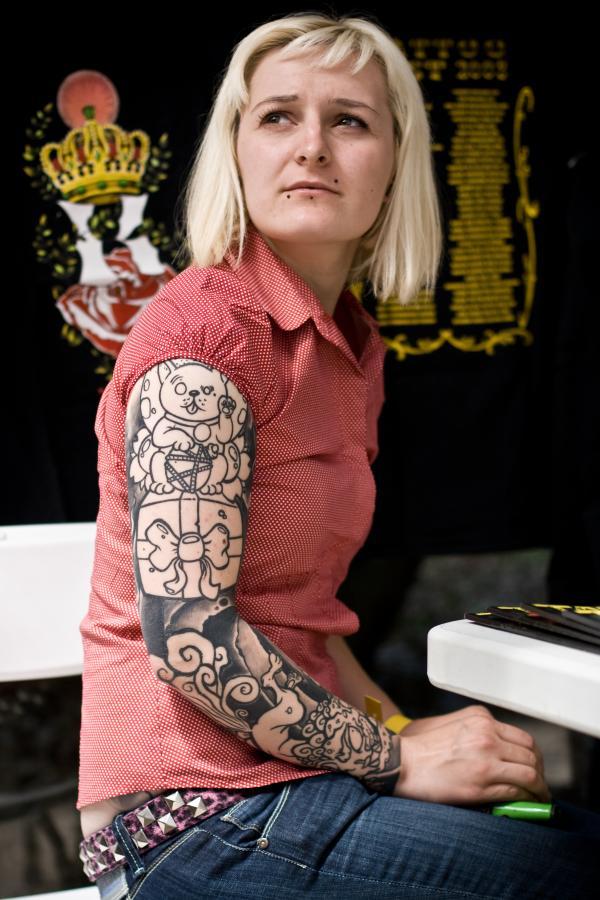 Funny tattoos.40