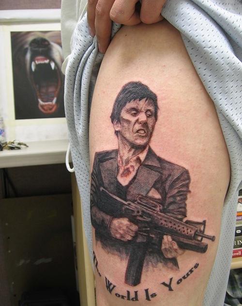 Funny tattoos.5