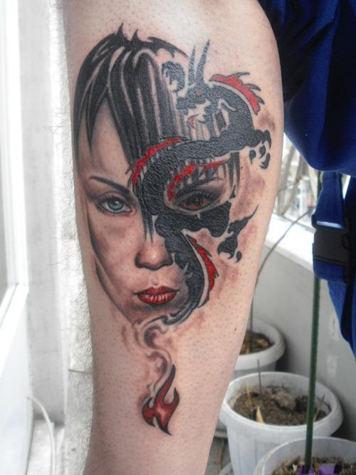 Funny tattoos.9