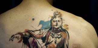 Buddha Tattoos