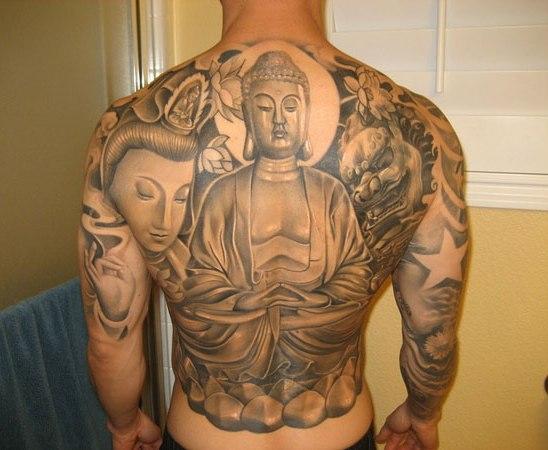 Buddha Tattoo Designs.1