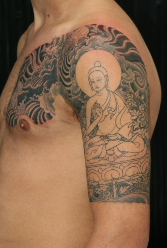 Buddha Tattoo Designs.13
