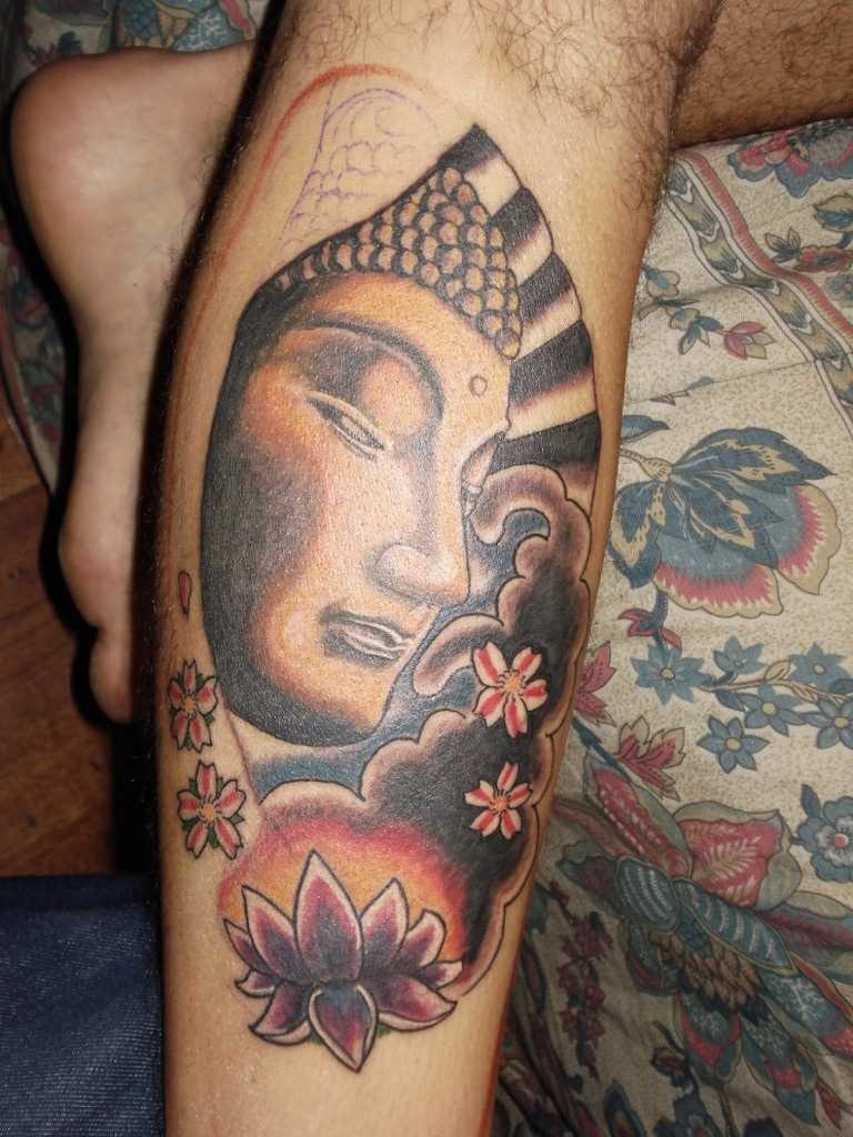 Buddha Tattoo Designs.19