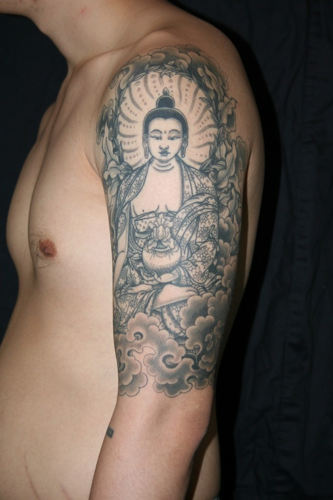 Buddha Tattoo Designs.20