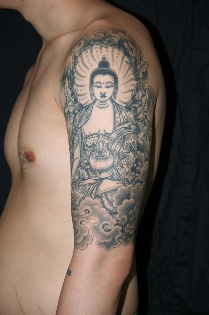 Buddha Tattoo Designs.20
