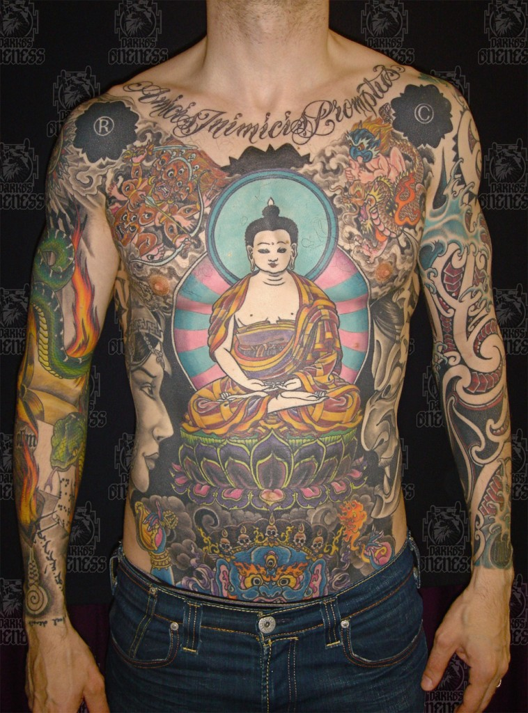 Buddha Tattoo Designs.21