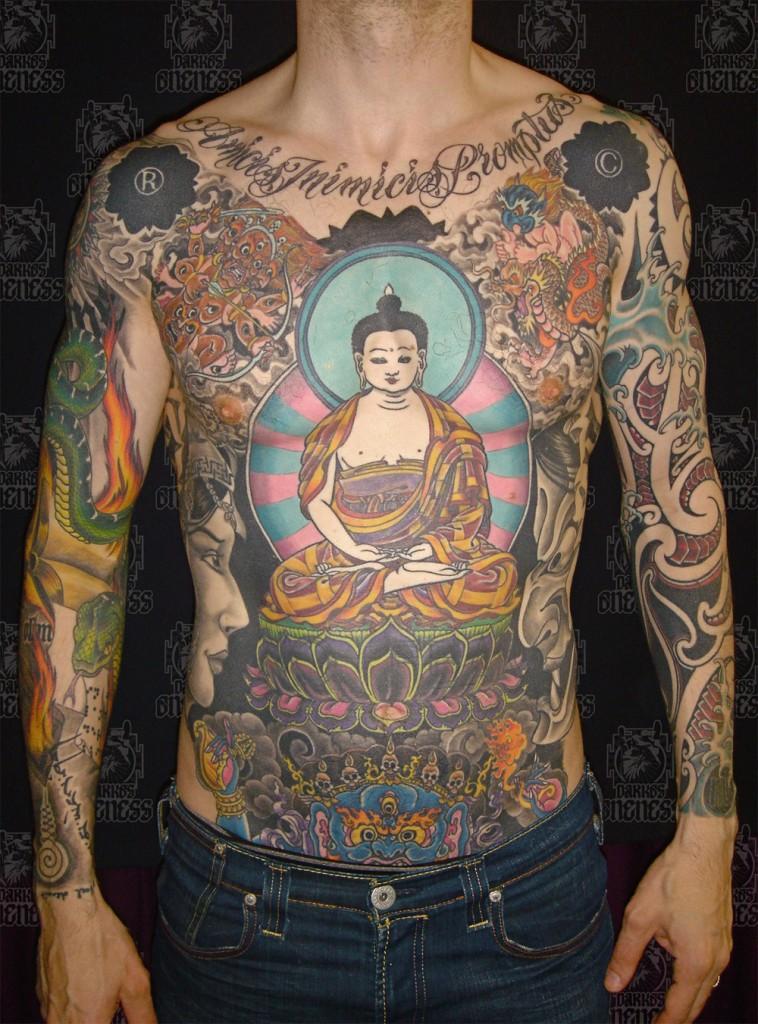 Buddha Tattoo Designs.21