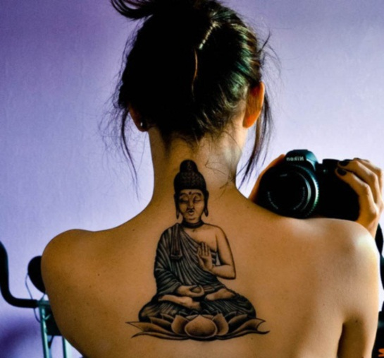 Buddha Tattoo Designs.22