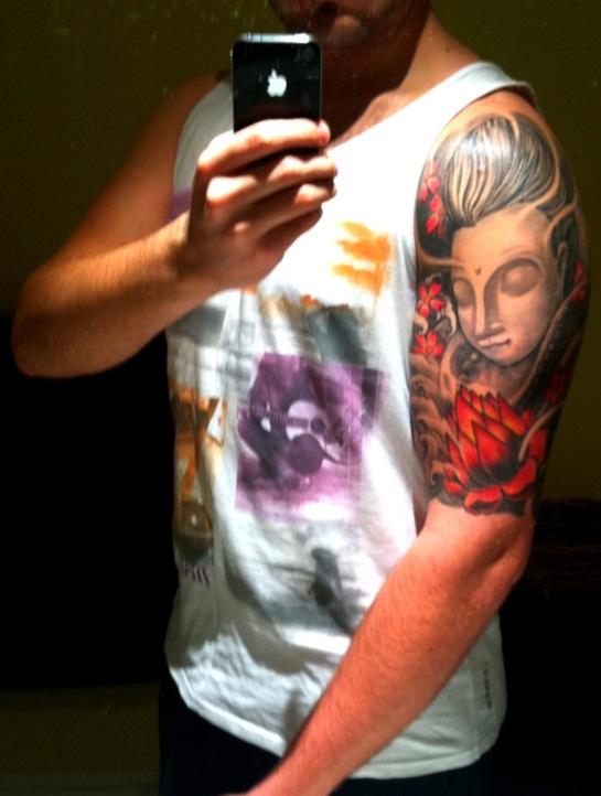 Buddha Tattoo Designs.23