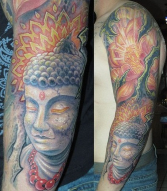 Buddha Tattoo Designs.24