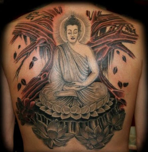 Buddha Tattoo Designs.27