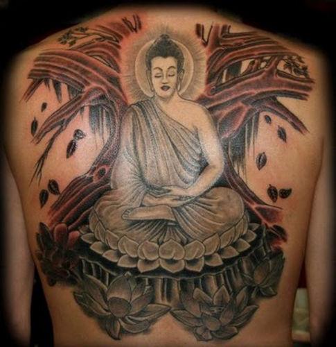 Buddha Tattoo Designs.27