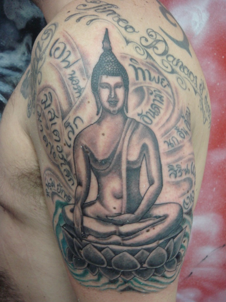 Buddha Tattoo Designs.28