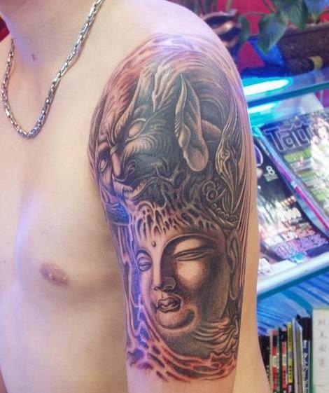 Buddha Tattoo Designs.29