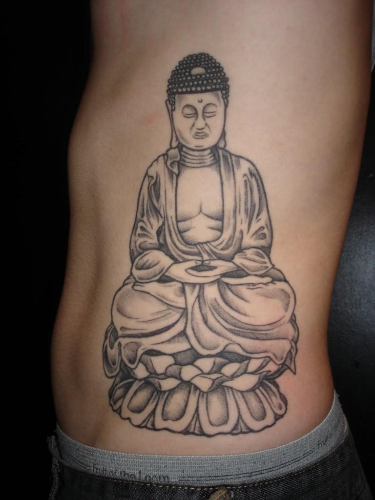 Buddha Tattoo Designs.31