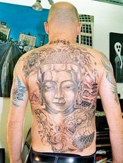 Buddha Tattoo Designs.33