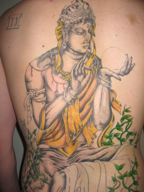Buddha Tattoo Designs.34