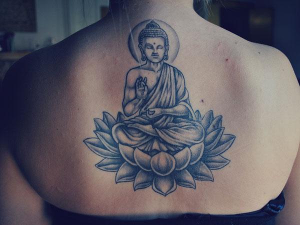 Buddha Tattoo Designs.35